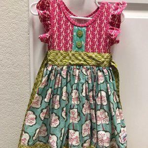 Adelaide Original Boutique Girls Dress